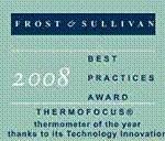 Thermofocus - nagrada Frost 2008